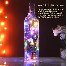 custom led bottle lamp power 5 w rs