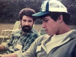 Dan Eberle - My father and older brother Paul in the... | Facebook