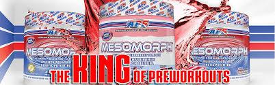 king crowned mesomorph pre workout