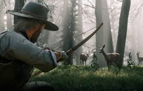 hat bow hunting deer