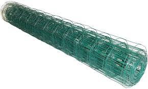 Marko Outdoor Steel Green Pvc Plastic Coated Fencing Mesh Aviary Garden 1 8m X 10m Amazon Co Uk Garden Outdoors