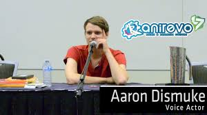 Anirevo2017] Aaron Dismuke Exclusive Interview - YouTube