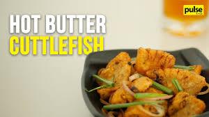 Hot Butter Cuttlefish - YouTube