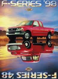 1998 ford f150 specs