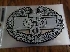 Multicam Army Mos 68 W Combat Medic Window Or Bumper Sticker By Inkfidel For Sale Online Ebay