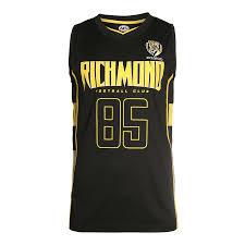 Richmond Tigers Mens Basketball Jersey