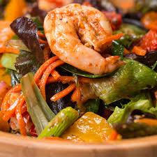 Roasted Shrimp & Veggie Salad Recipe by ...
