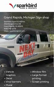 Vinyl Banners Large Format Printing In Grand Rapids Michigan