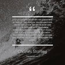 god s plan for enlarging his kingdom charles stanley about god