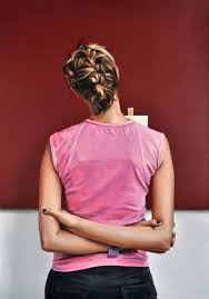 Oil Painting Pablo Guzman   Tank top fashion, Visual art, Female art