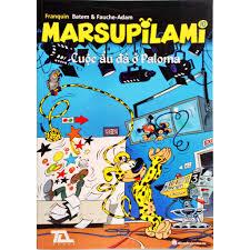 Mã BMHOT hoàn 10% xu đơn 99k] Truyện tranh - Marsupilami - tập 10 ...