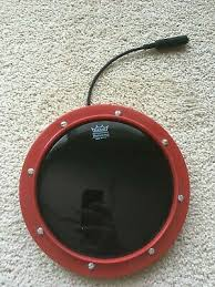 8 homemade drum trigger drum pad remo