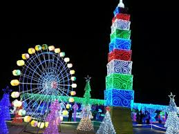china led christmas net lights outdoor