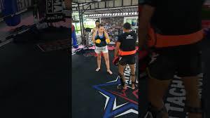 my new gym attachai muay thai under