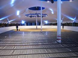how to build an ice rink ice business