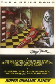 the j geils band freeze frame dolby