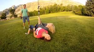 sick homemade zipline 600 feet you