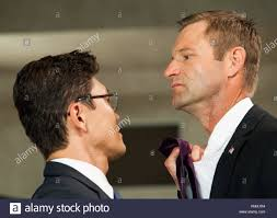 Still of Aaron Eckhart and Rick Yune in Olympus Has Fallen Stock ...