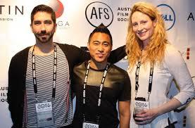 Nuclear Salad OUTsider Film Festival Founders - Curran Nault-PJ ...
