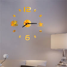 3d Diy Roman Numbers Acrylic Mirror Wall Sticker Clock Home Decor Mural Decals Buy 3d Diy Roman Numbers Acrylic Mirror Wall Sticker Clock Home Decor Mural Decals At Best Price In India