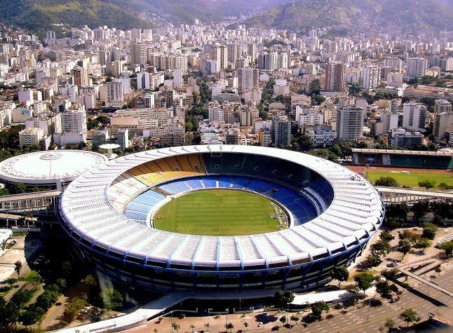 """Resultado de imagen de estadio maracana rio"""""""