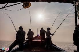 Hành trình 10 ngày câu cá mú ngoài khơi vịnh Bắc Bộ - Xã hội