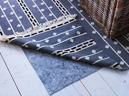 ikea rug underlay pad with anti slip