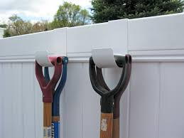Sheilacakes Fence Hooks Helps Make Organizing Your Yard A Breeze