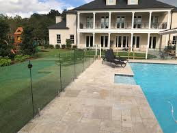 Glass Pool Fencing Make Your Pool A Feature Flashmove Com