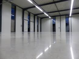 industrial concrete flooring easy to