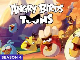 Watch Angry Birds Toons - Season 4