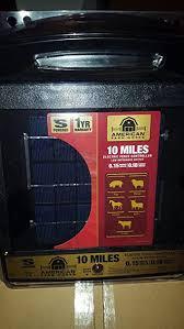 Amazon Com American Farm Works 10 Mile Solar Fence Controller Industrial Scientific