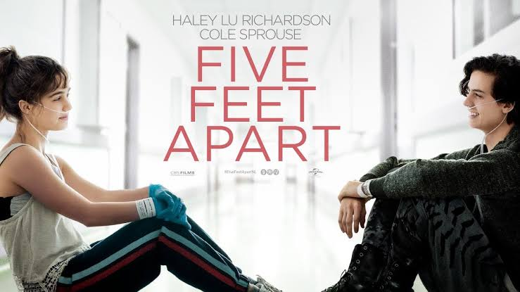 Image result for five feet apary""