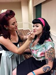 5 beauty secrets we learned from pin up