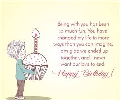 happy birthday girlfriend birthday quotes for girlfriend happy