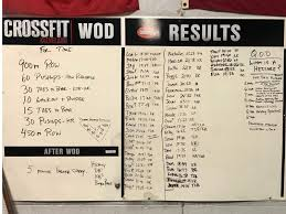 crossfit workout wednesday 12 12 2018