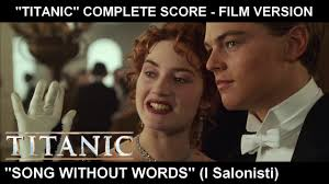 TITANIC] -