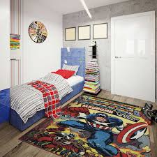 The Most Epic Super Hero Rug For Any Boys Bedroom Super Awesome Christmas Gift Superhero Captainamerica Bedroom Retro Rugs Boys Bedroom Rugs Superhero Rug