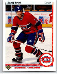 Amazon.com: Hockey NHL 1990-91 Upper Deck #72 Bobby Smith #72 NM:  Collectibles & Fine Art