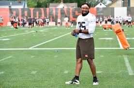 Myles Garrett misses Cleveland Browns practice once again