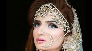 latest makeup and dress by kashif aslam