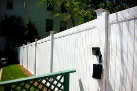 Vinyl Privacy Fencing Vinyl Walk Gate With Keyless Lock Atlanta Fence Company Fencing Materials Installation