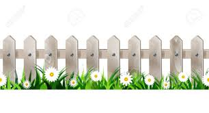 Green Grass And White Wooden Fence Seamless Isolated Clip Art Royalty Free Cliparts Vectors And Stock Illustration Image 53513724