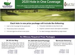 hole in one insurance golf tournament
