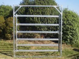 Cattle Panel Gate