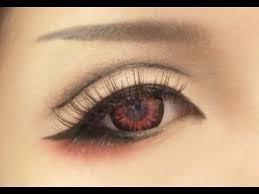 tutorial anime eye makeup 1 you