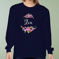 Spring Flowers Iva - Long Sleeve Shirt | 5amily