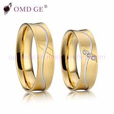 wedding rings from snless steel