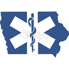 Iowa Ems Decals Design Your Own No Minimums
