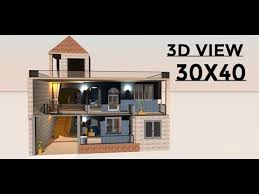 30x40 modern house design made by build